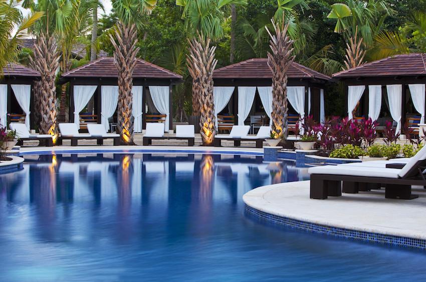 Pool at St. Regis Bahia Beach Resort