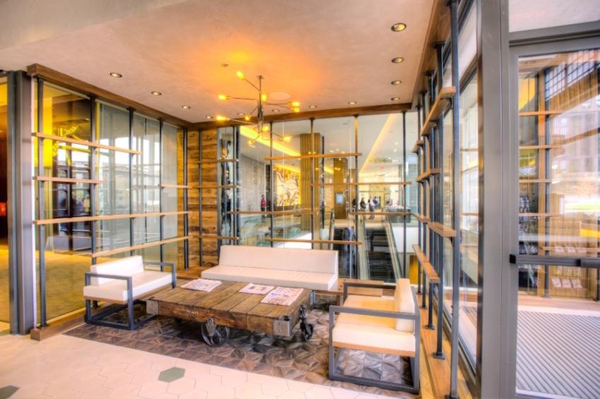 Hyatt Regency Tysons Corner Center lobby