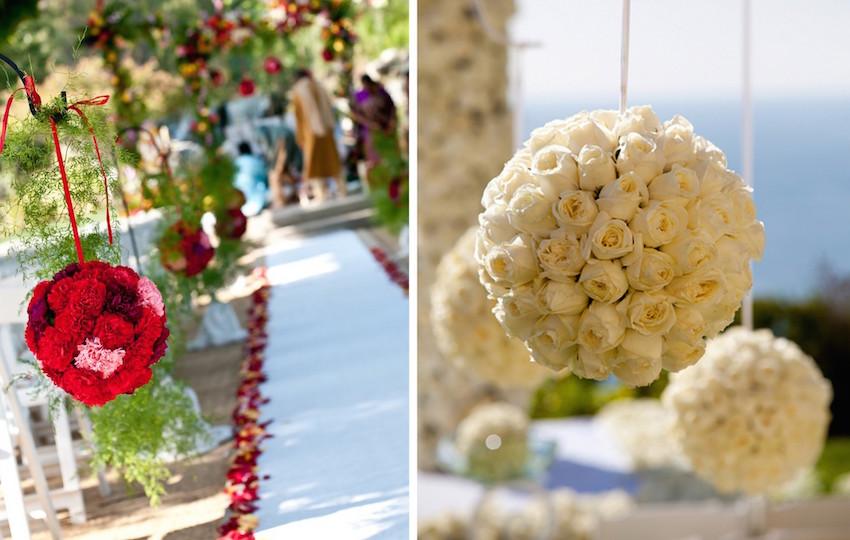 Pomander bouquets