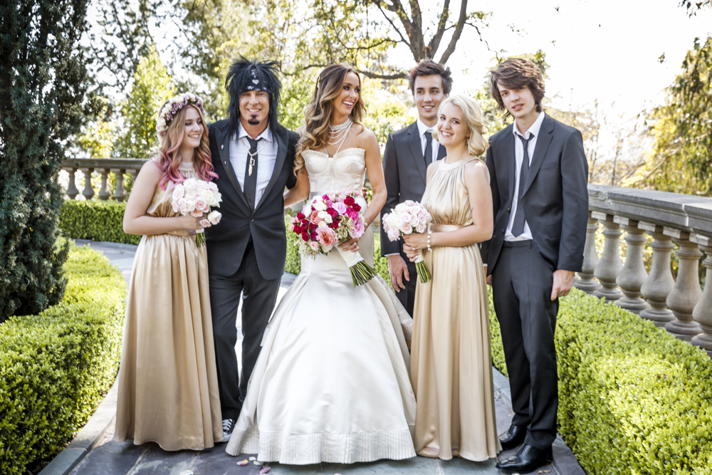 nikki sixx wedding