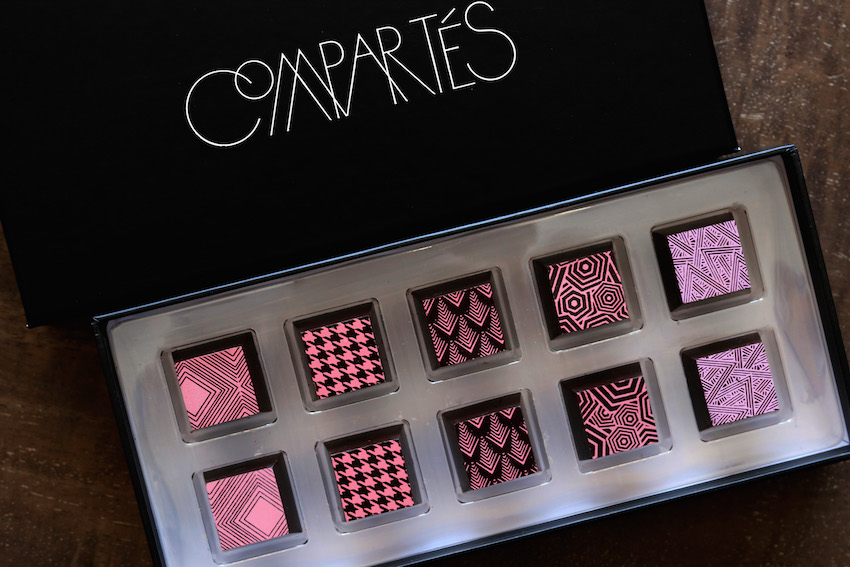 Compartes Breast Cancer Awareness Pink Oprah Chocolates