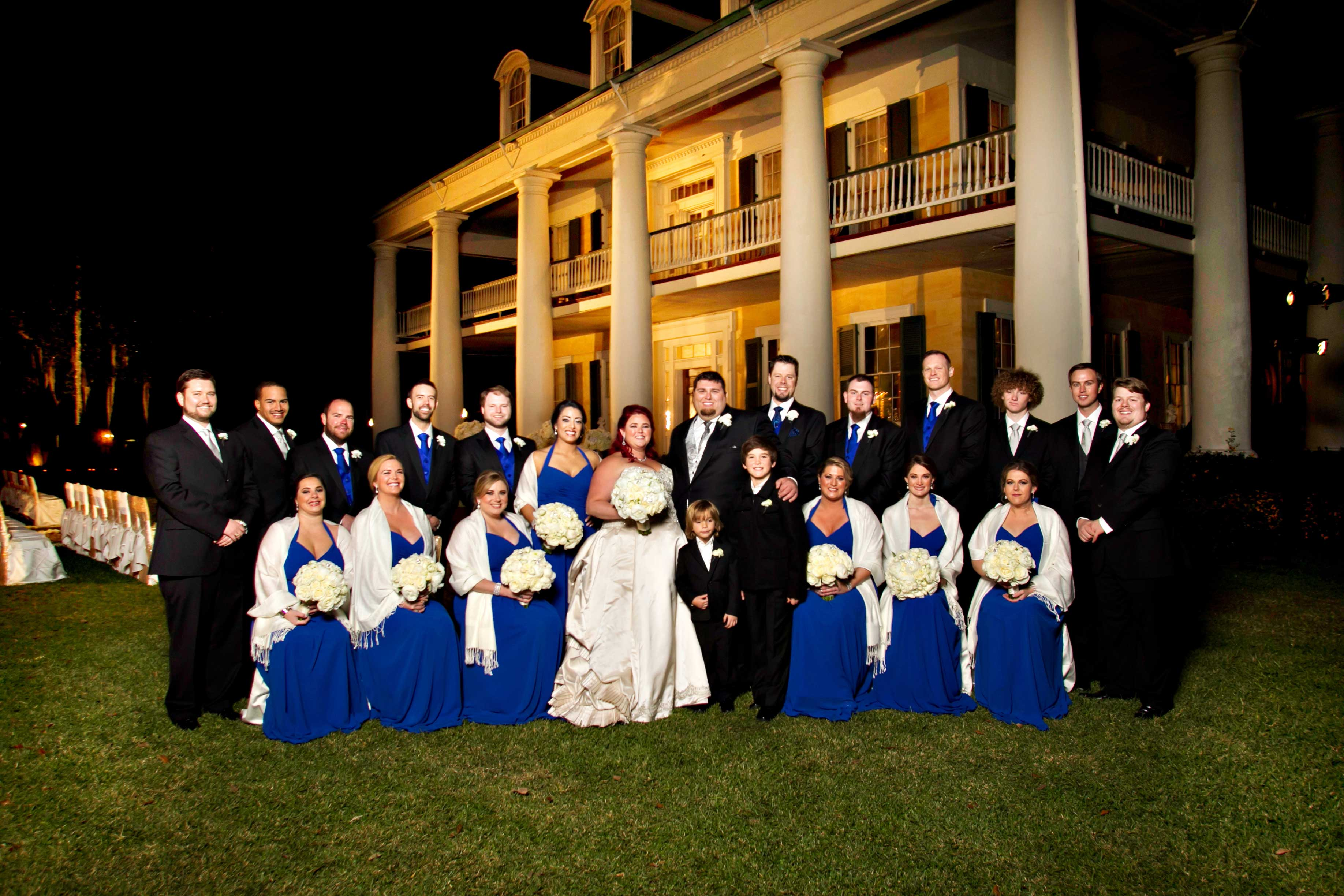 bridesmaid dresses with shawls