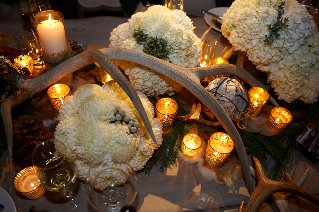 chrysanthemum centerpieces