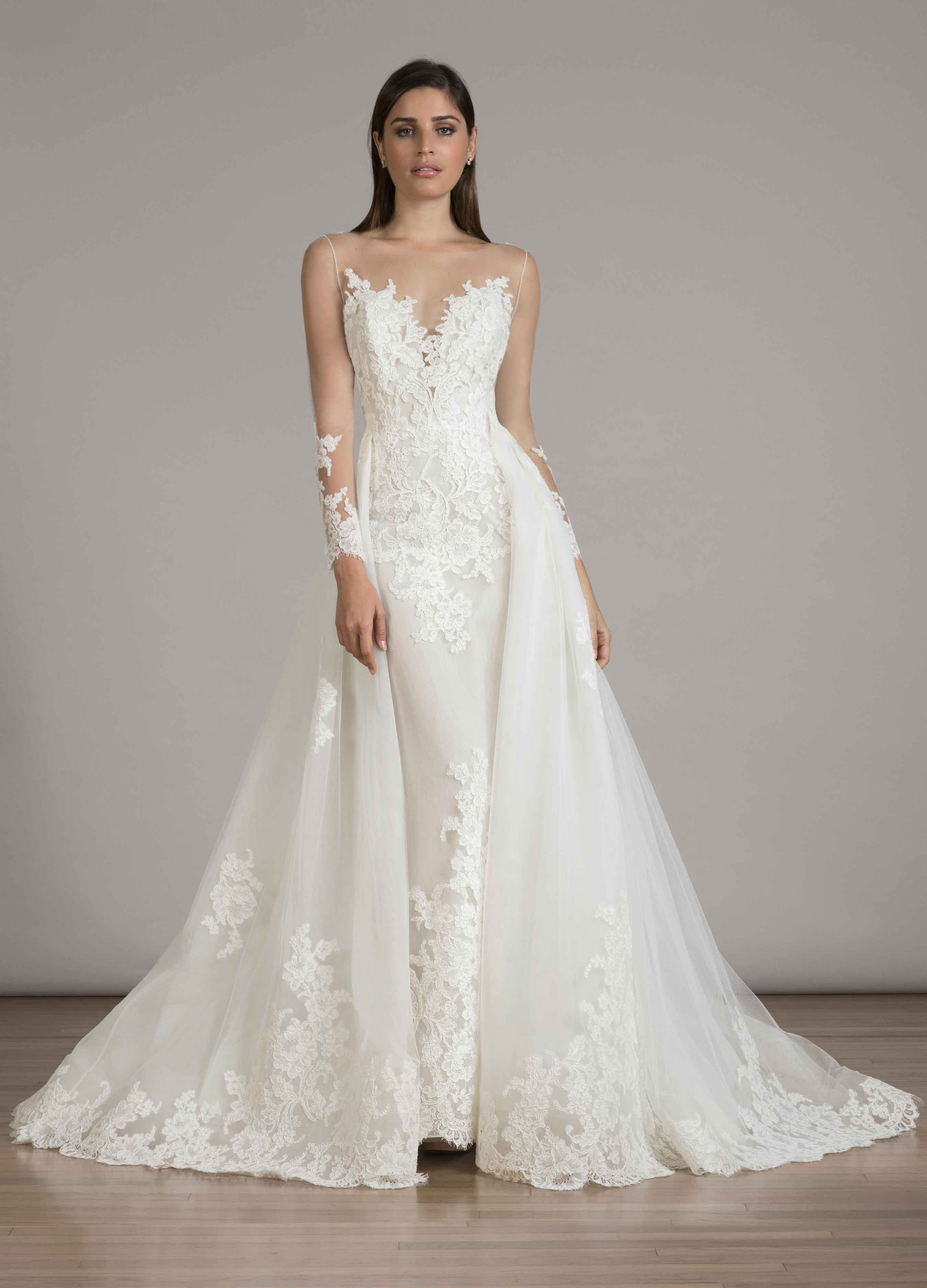 liancarlo lace gown