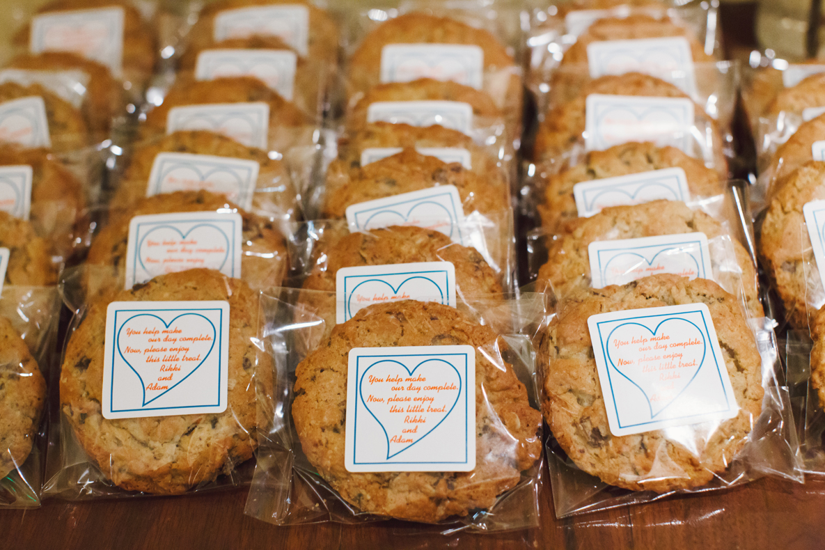 individually wrapped cookie favors