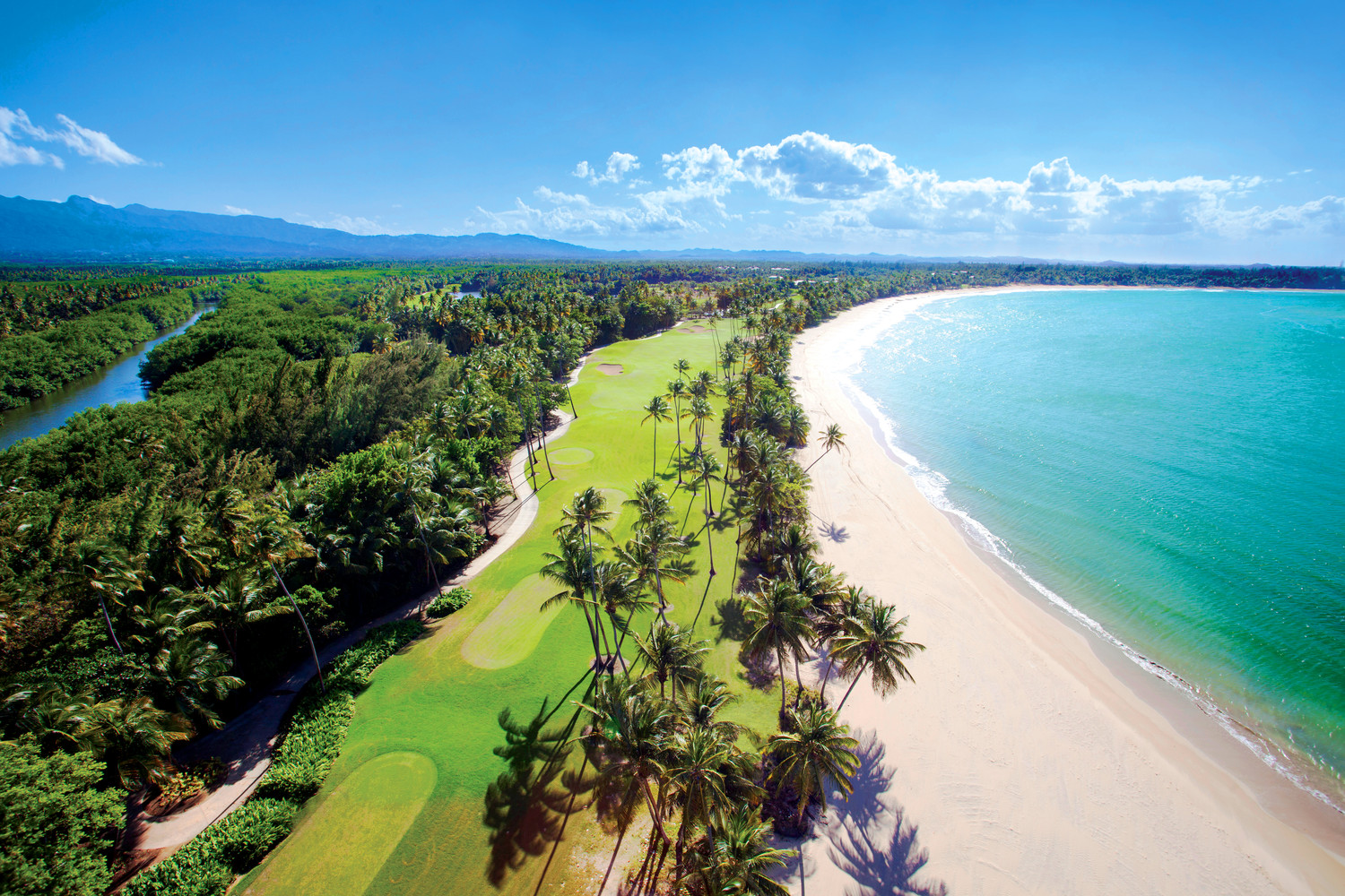 St. Regis Bahia Beach Resort beach