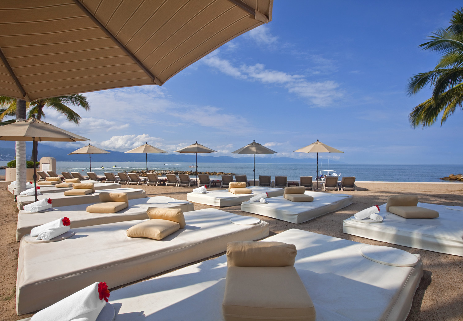 Beach Club at The Westin Resort Puerto Vallarta