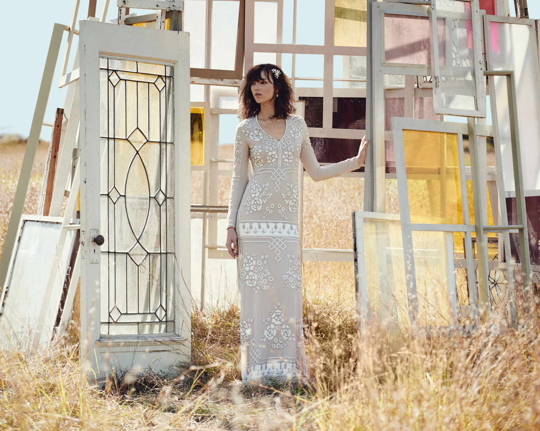 lake by bhldn wedding dress