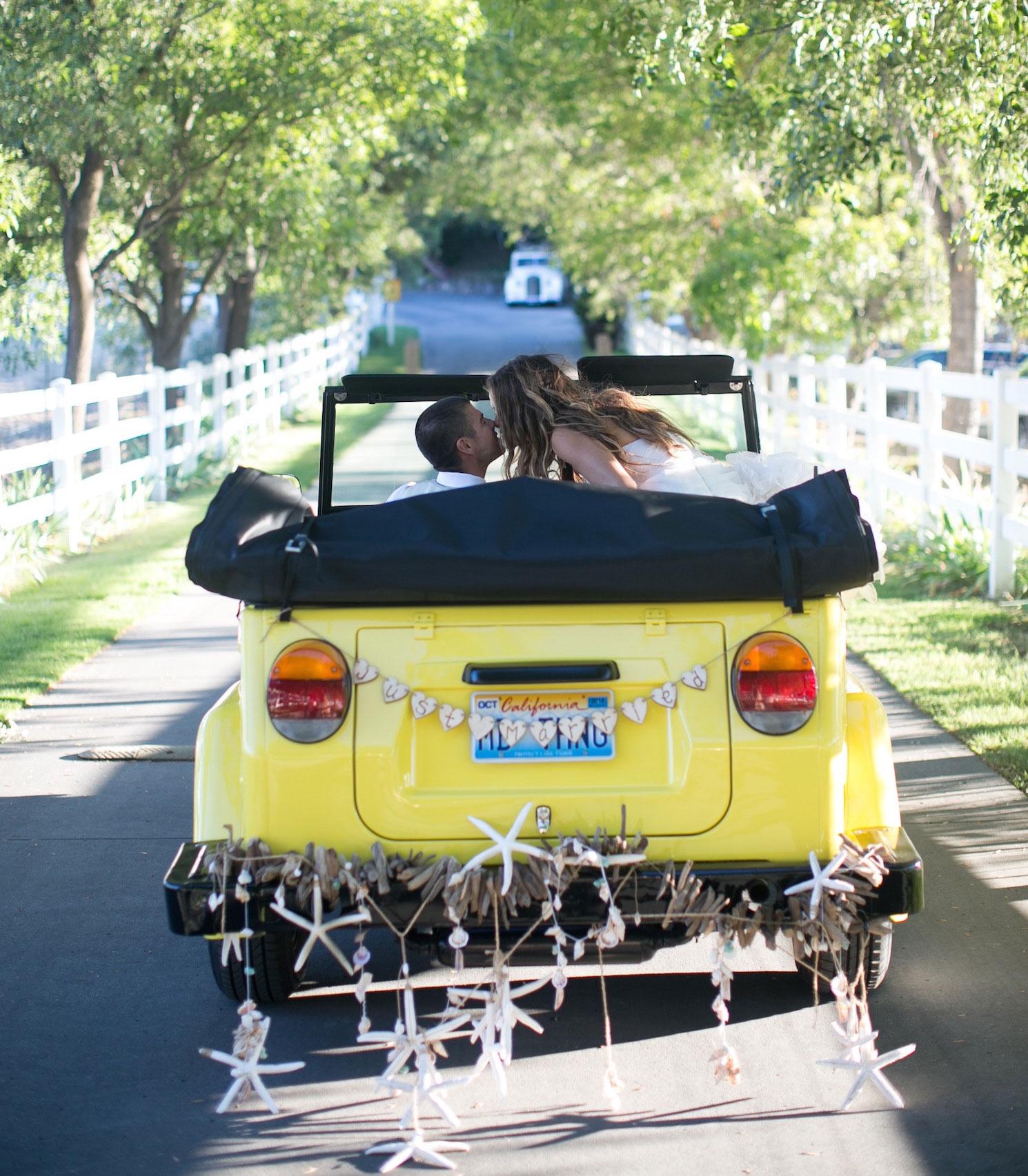Katrina Hodgson Tone It Up wedding transportation