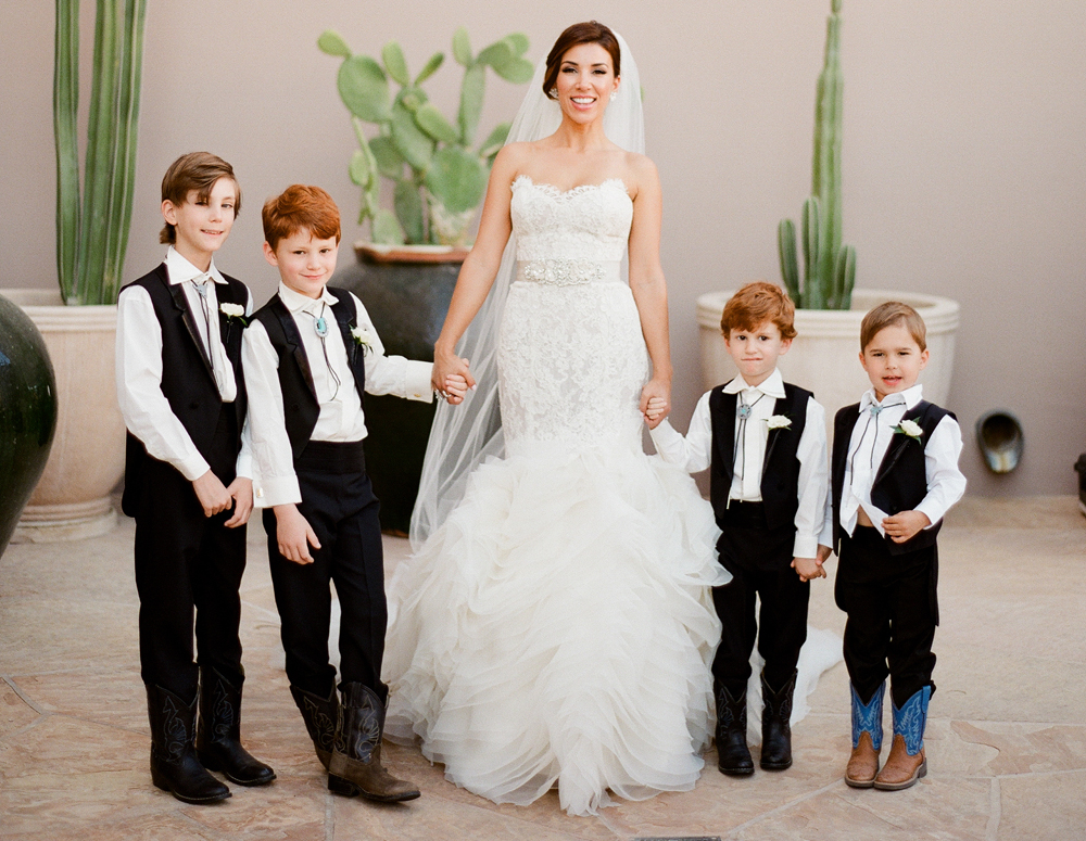 southwestern ring bearers