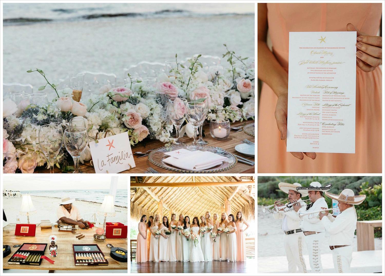 Playa Del Carmen Mexico wedding ideas