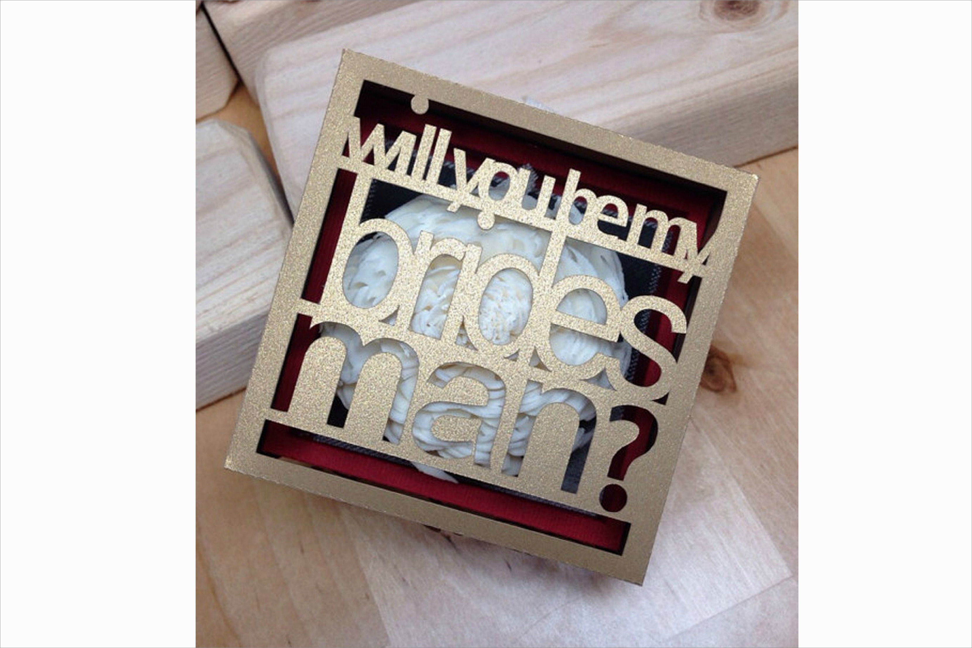 Will You Be My Bridesmaid or Bridesman Box