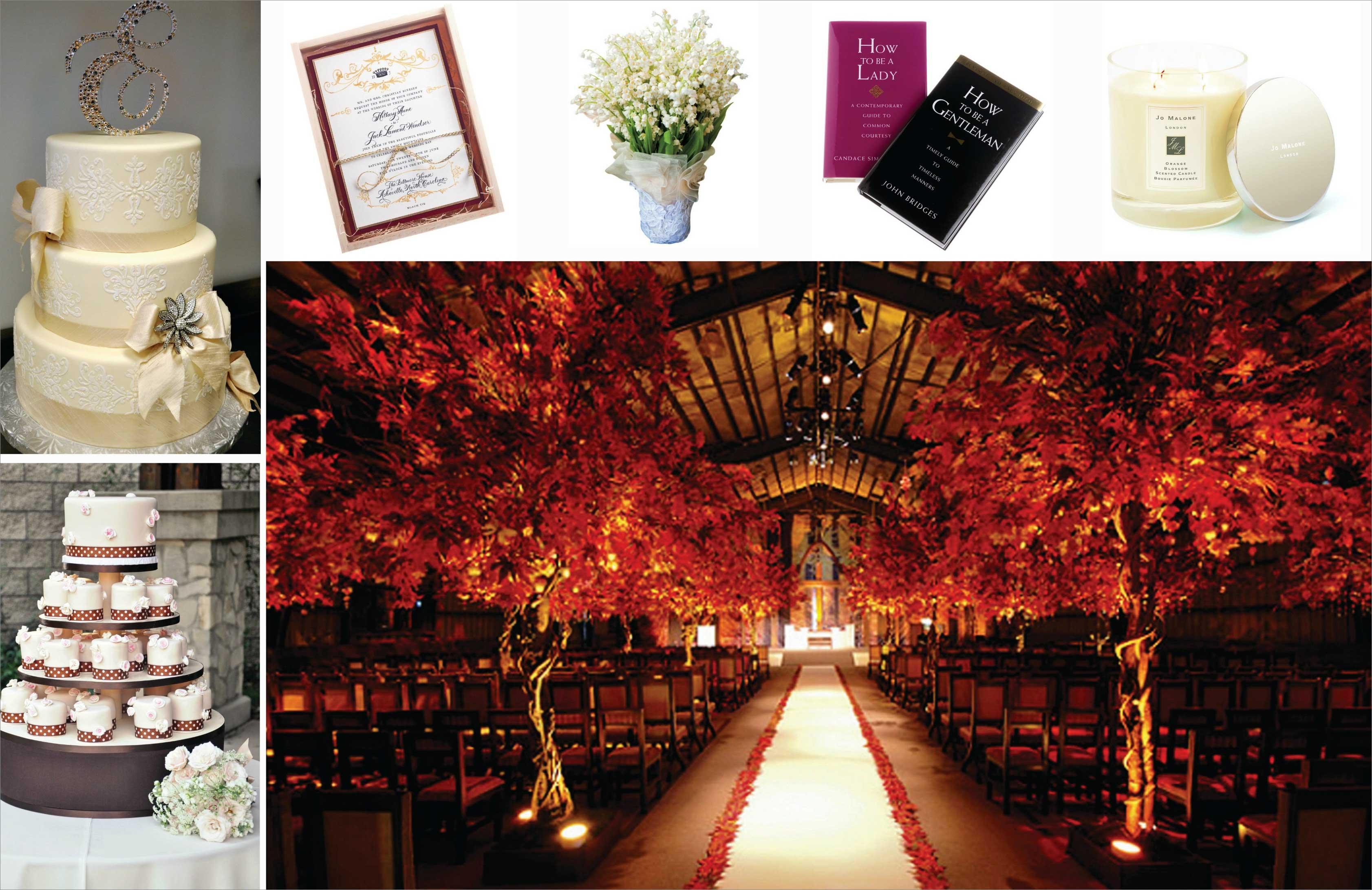 Royal wedding decor ideas