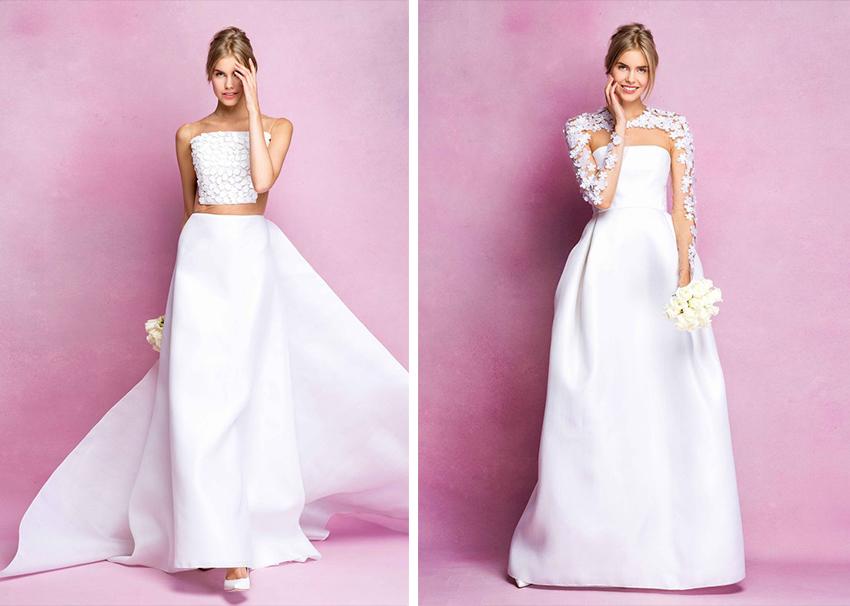 Julianne Hough wedding dress ideas by Angel Sanchez