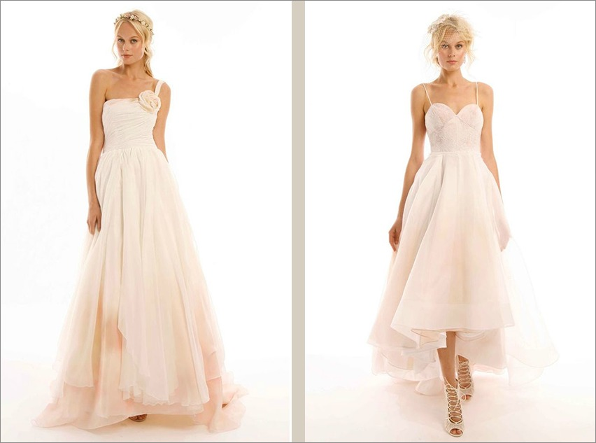 Eugenia Couture Joy Collection ombre wedding dresses