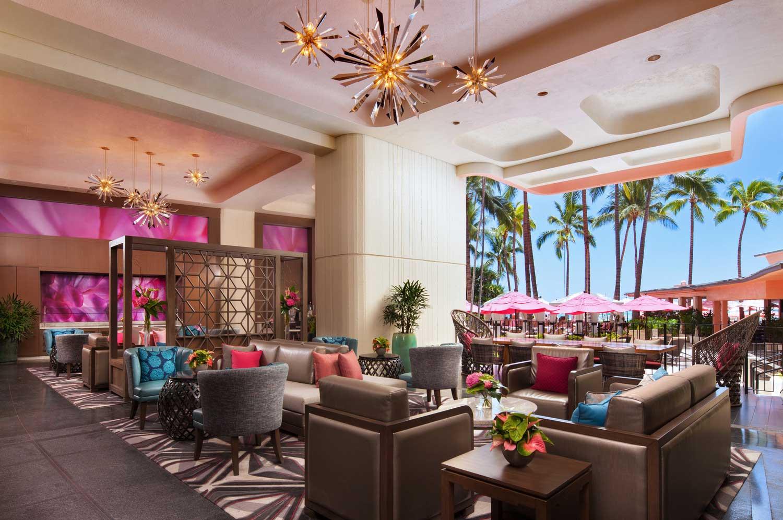 Royal Hawaiian Mailani Lounge