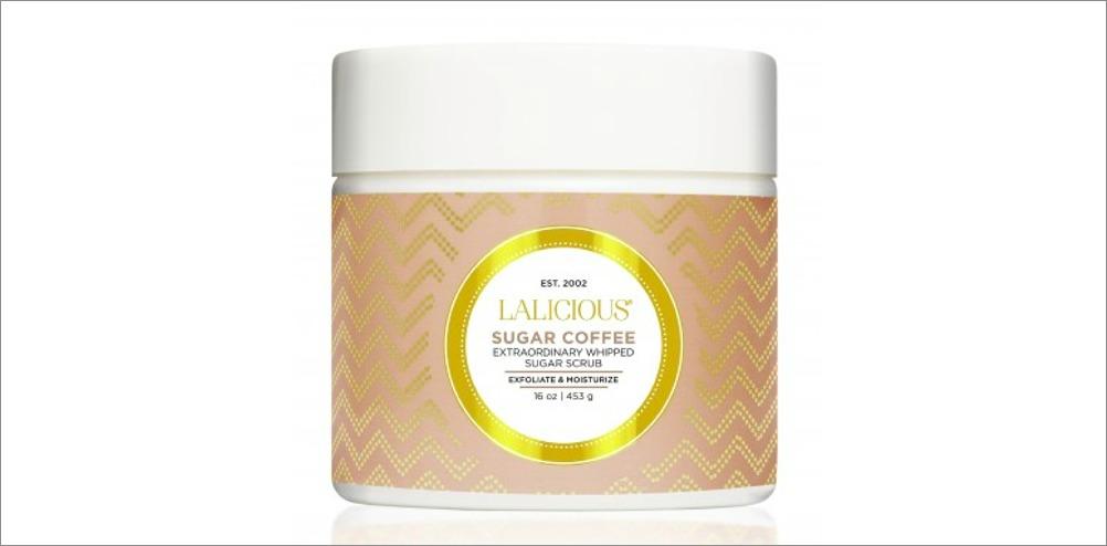 Lalicious Sugar Coffee body scrub