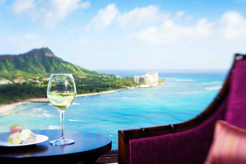 Sheraton Waikiki Leahi Club Lounge