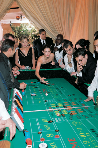 craps-table-at-a-wedding-reception