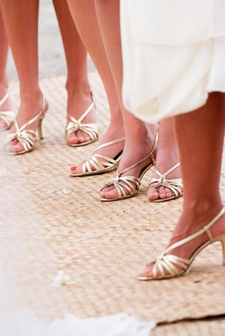 bridesmaids-wearing-strappy-sandal-heels