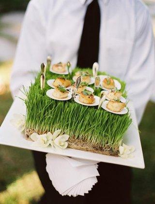 wedding-appetizers-of-scallops