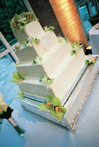 four-layer-wedding-cake-with-orchids