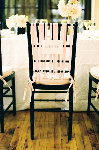 black-chair-with-pink-ribbon