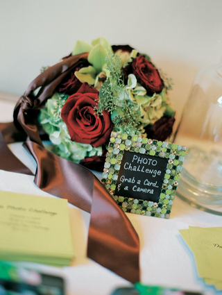 green-photograph-challenge-cards-for-wedding-guests-to-play-reception-game