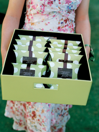 wedding-ceremony-favors-inside-box-carried-by-guest