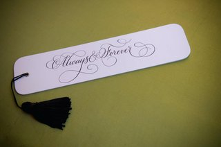 fan-style-wedding-program-with-black-tassel