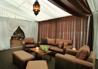 brown-and-white-lounge-seating-area