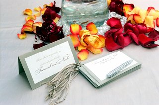 silver-bordered-card-tied-with-ribbon