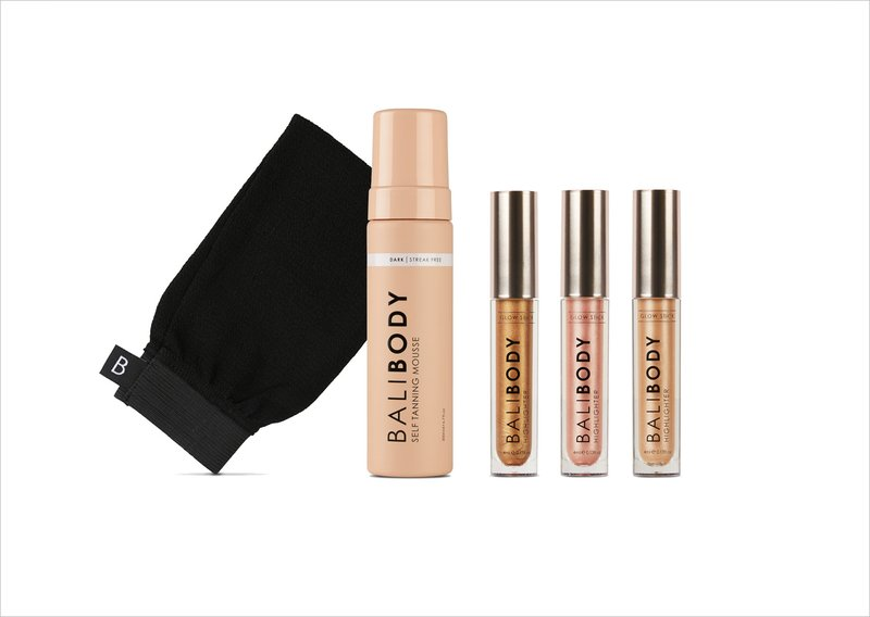 Bali Body - Self Tanning Mousse & Highlighter Sticks
