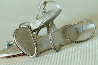 brides-silver-wedding-heels-with-sparkly-straps