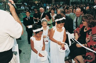 flower-girls-and-ring-bearer-walk-down-aisle