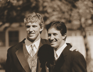 sepia-photo-of-groomsmen-tuxedos
