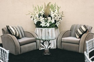 plush-gray-chairs-for-resting-at-wedding-reception