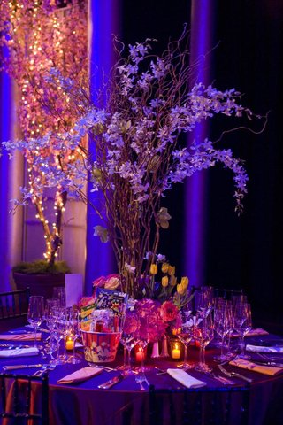 tree-branch-wedding-reception-centerpiece