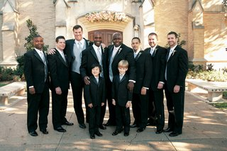 male-wedding-party-members-silver-vests-photo