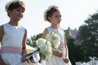 flower-girls-with-crowns-and-wands-in-pink-sash-dresses