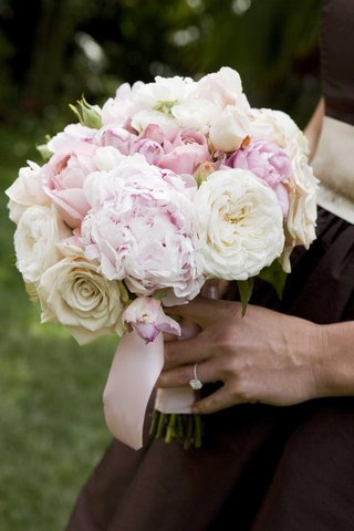 pink-and-white-peonies-and-roses-in-bridesmaid-bouquet