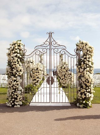 heavenly-ceremony-entrance-wrought-iron-doors