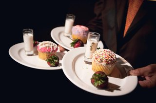 sprinkle-cupcake-with-milk-and-chocolate-strawberry