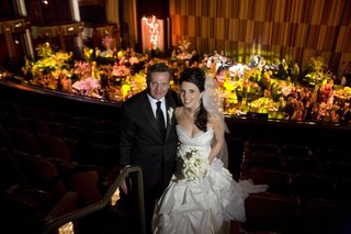 bride-and-groom-at-theater-wedding-venue