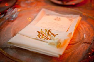 wedding-reception-place-setting-with-white-napkin-decorated-with-the-couples-gold-monogram