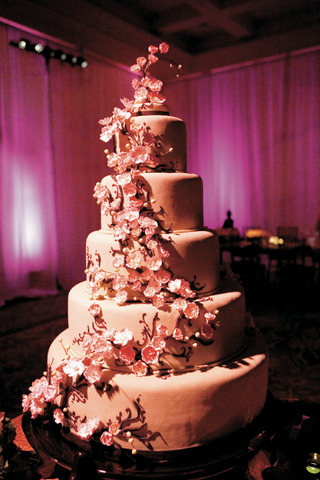 cake-decorated-with-edible-pink-cherry-blossoms