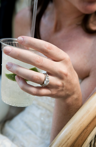 margarita-in-cup-and-sparkling-engagement-ring