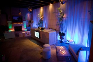 blue-and-green-reception-uplighting