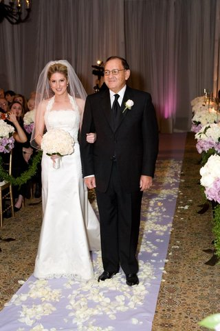 father-of-the-bride-on-lavender-aisle-runner