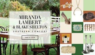 southern-wedding-ideas-from-miranda-lambert-and-blake-shelton